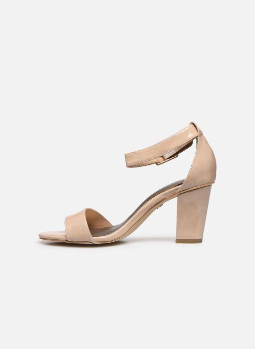 Sandales et nu-pieds Tamaris LEVIA Beige vue face