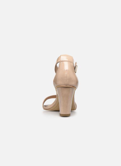 Sandales et nu-pieds Tamaris LEVIA Beige vue droite