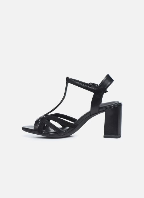 Sandali e scarpe aperte Tamaris TIARA Nero immagine frontale