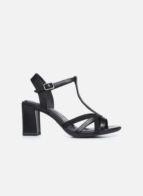 Sandali e scarpe aperte Tamaris TIARA Nero immagine posteriore