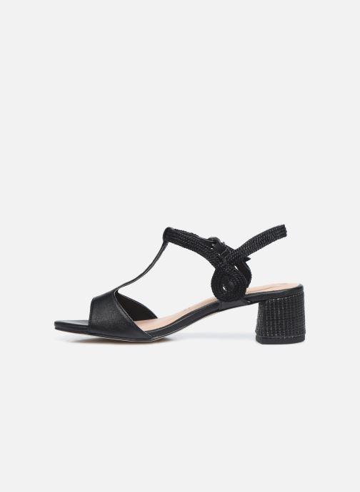 Sandali e scarpe aperte Tamaris TOPAZ Nero immagine frontale