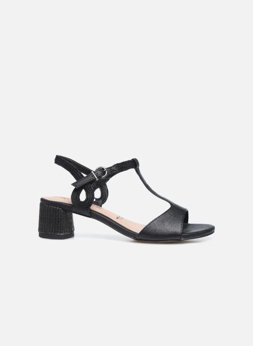 Sandali e scarpe aperte Tamaris TOPAZ Nero immagine posteriore