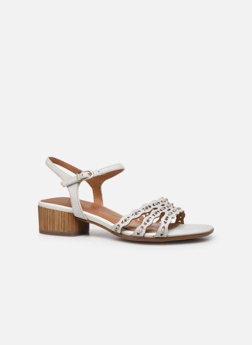 Sandales et nu-pieds Tamaris TYRA Blanc vue derrière