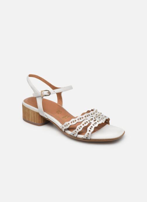 Sandales et nu-pieds Tamaris TYRA Blanc vue détail/paire