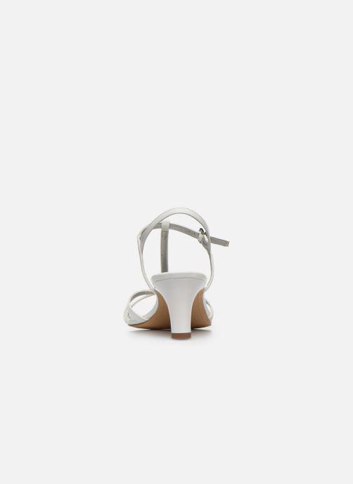 Sandales et nu-pieds Tamaris YURI Blanc vue droite