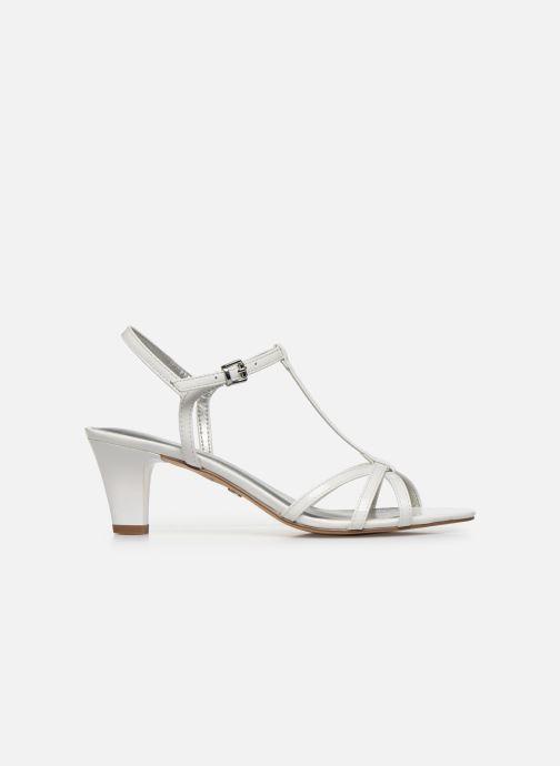Sandales et nu-pieds Tamaris YURI Blanc vue derrière