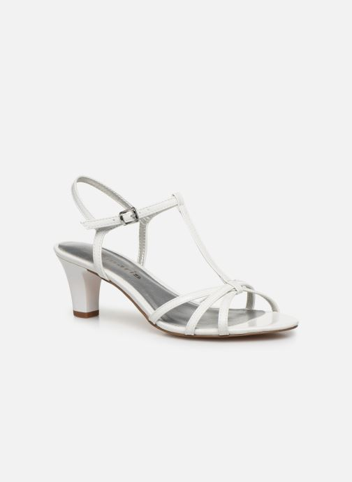 Sandales et nu-pieds Tamaris YURI Blanc vue détail/paire