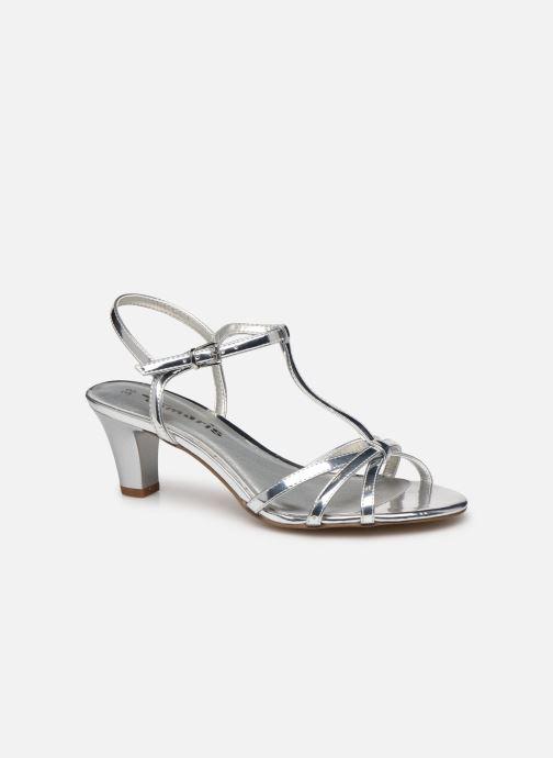 Sandales et nu-pieds Tamaris YURI Argent vue détail/paire