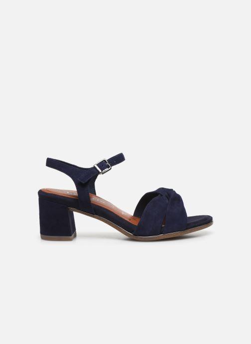 Sandales et nu-pieds Tamaris ZEKI Bleu vue derrière