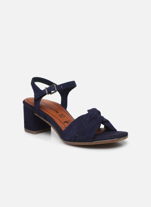 Sandales et nu-pieds Tamaris ZEKI Bleu vue détail/paire