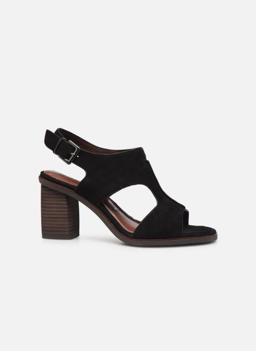 Sandales et nu-pieds Tamaris ZETA Noir vue derrière