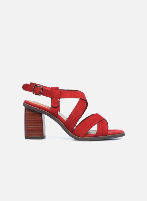 Sandales et nu-pieds Tamaris ZINA Rouge vue derrière