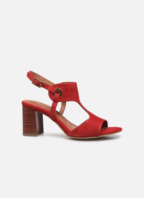 Sandales et nu-pieds Tamaris ZAZA Rouge vue derrière
