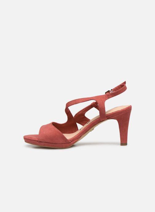 Sandales et nu-pieds Tamaris BATI Rose vue face