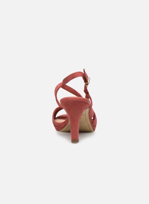 Sandales et nu-pieds Tamaris BATI Rose vue droite
