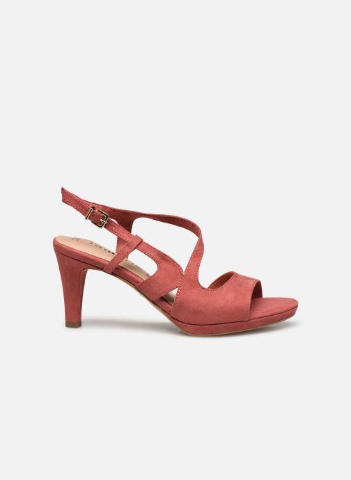 Sandales et nu-pieds Tamaris BATI Rose vue derrière