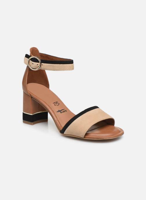 Tamaris AMALLIA (Marron) Sandales et nu pieds chez Sarenza