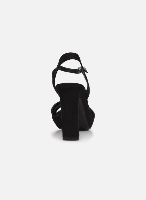 Sandales et nu-pieds Tamaris BEAL Noir vue droite