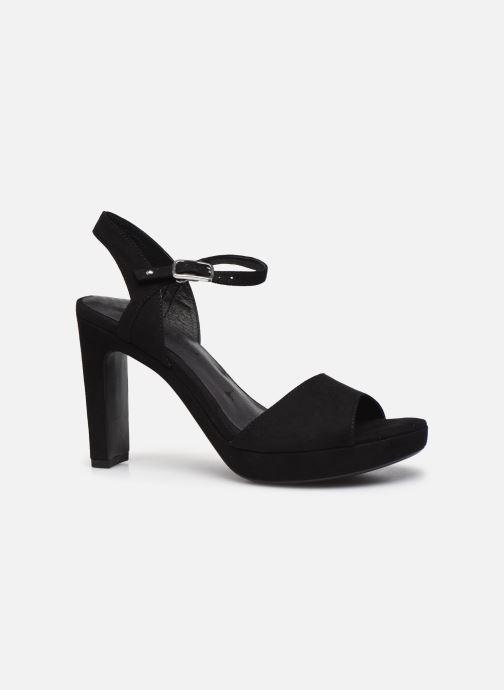 Sandales et nu-pieds Tamaris BEAL Noir vue derrière