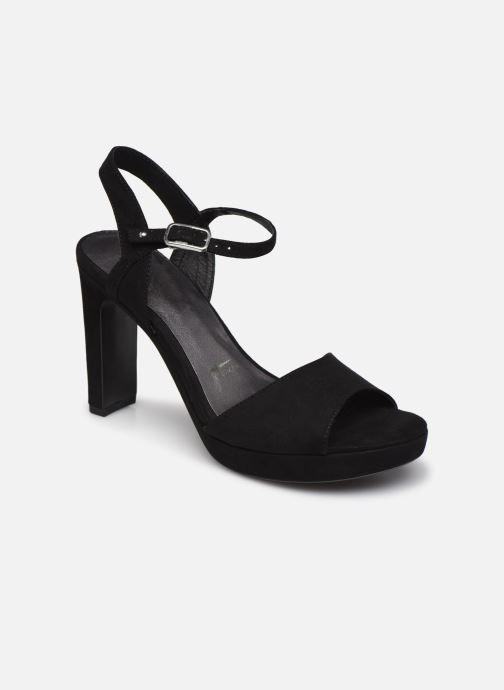 Sandales et nu-pieds Tamaris BEAL Noir vue détail/paire