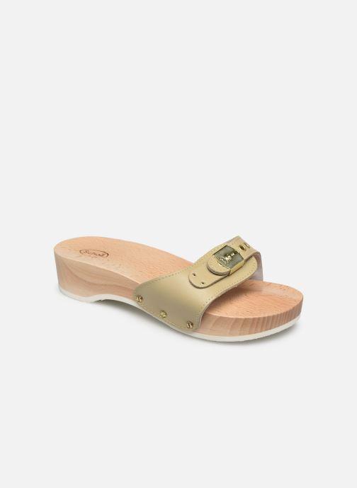 Zuecos Mujer Pescura Heel Original C