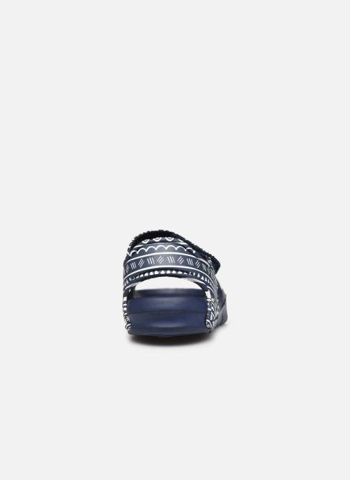 Sandalen Disney Animals Soucis blau ansicht von rechts