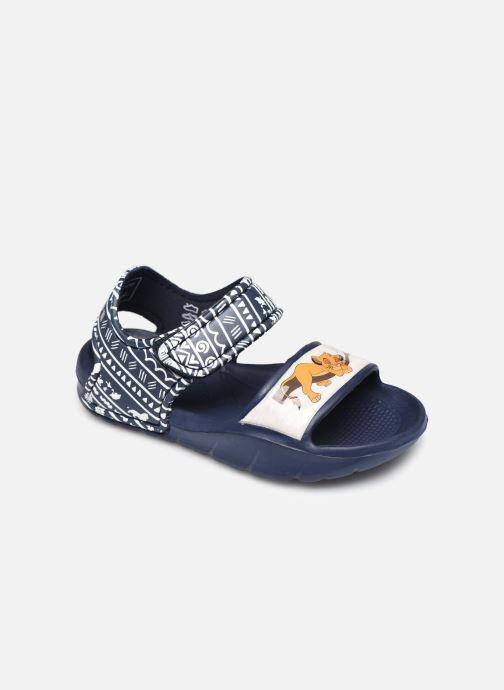 Sandales et nu-pieds Disney Animals Soucis Bleu vue détail/paire