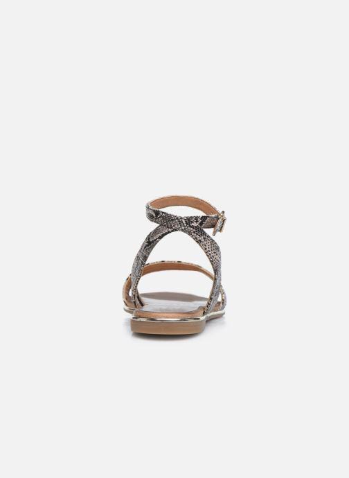 Sandales et nu-pieds Tamaris PAOL Beige vue droite