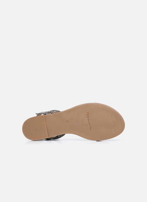 Sandales et nu-pieds Tamaris PAOL Beige vue haut