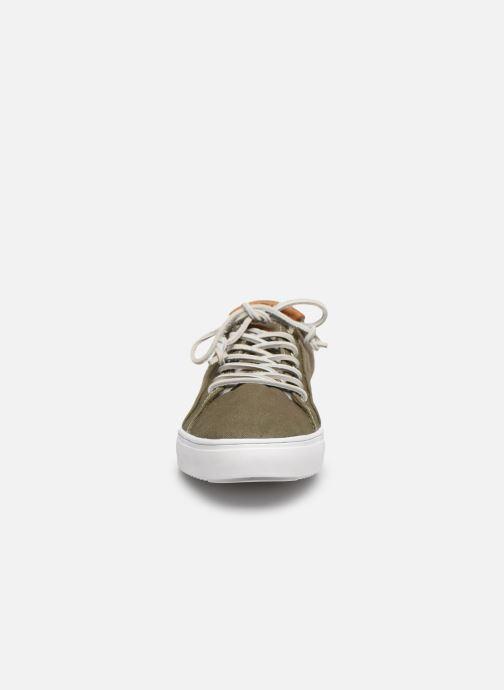 Baskets Blackstone PM31 Vert vue portées chaussures
