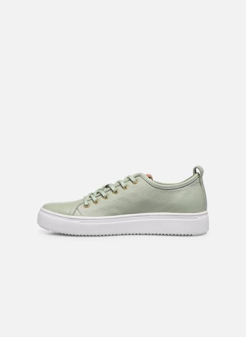 Sneakers Blackstone PL97 Verde immagine frontale