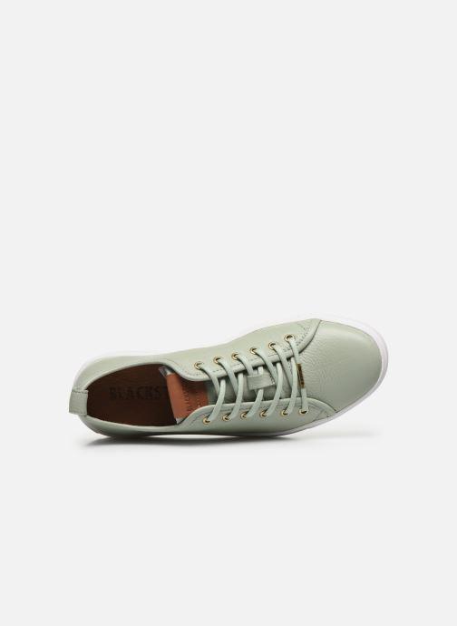 Sneakers Blackstone PL97 Verde immagine sinistra