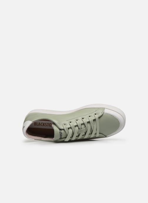 Sneakers Blackstone TW61 Verde immagine sinistra
