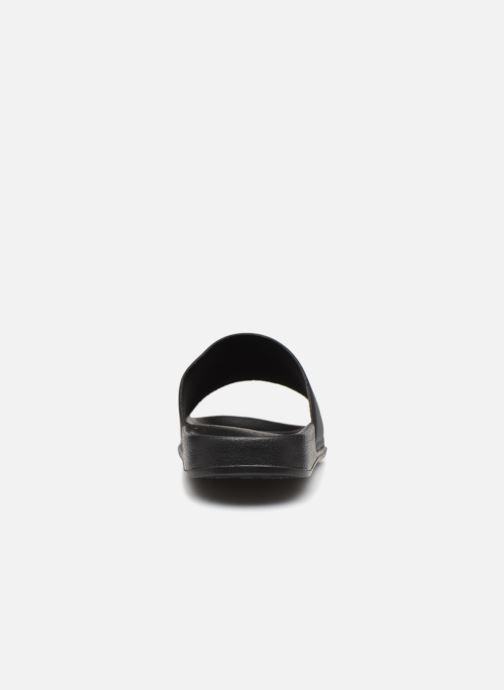 Sandalen BOSS J29199 schwarz ansicht von rechts