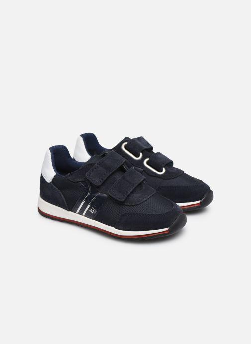 Sneakers BOSS J09H17 Blauw 3/4'