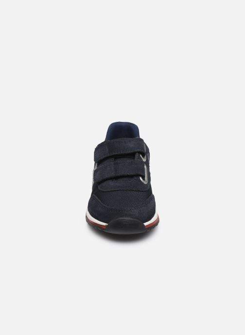 Sneakers BOSS J09H17 Blauw model