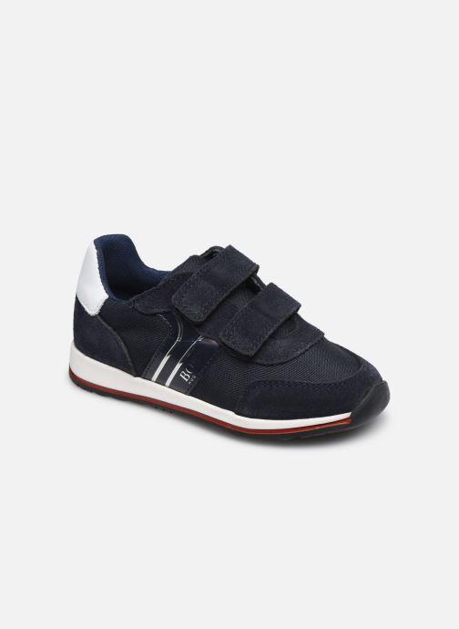 Sneakers BOSS J09H17 Blauw detail