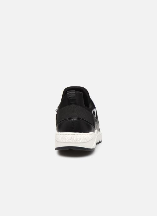 Sneaker BOSS J29H93 schwarz ansicht von rechts