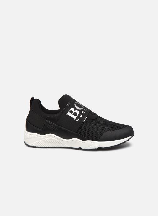 Sneaker BOSS J29H93 schwarz ansicht von hinten