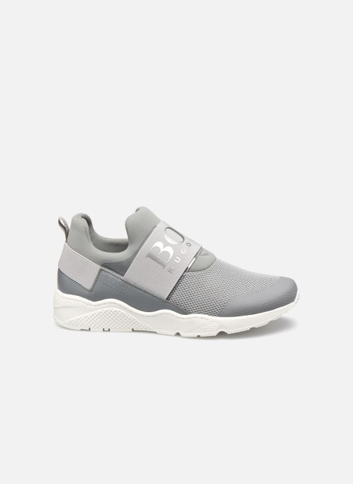 Trainers BOSS J29H93 Grey back view
