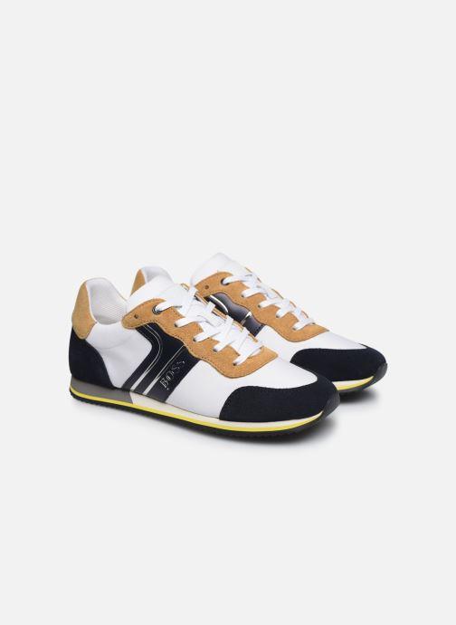 Sneakers BOSS J29H84 Bianco immagine 3/4