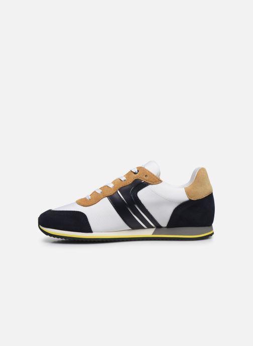 Sneakers BOSS J29H84 Bianco immagine frontale
