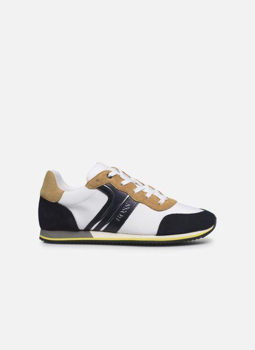 Sneakers BOSS J29H84 Bianco immagine posteriore