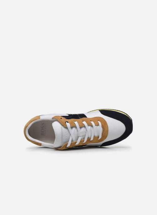 Sneakers BOSS J29H84 Bianco immagine sinistra