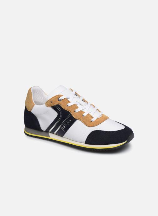Sneakers BOSS J29H84 Bianco vedi dettaglio/paio
