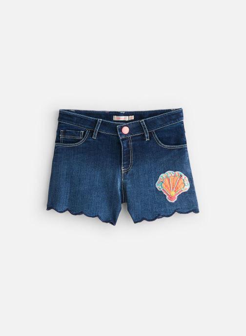Vêtements Billieblush U14364 Bleu vue détail/paire