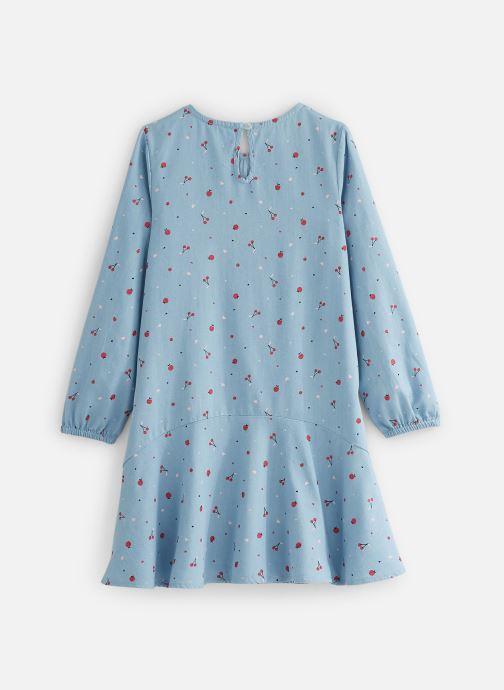 Vêtements Billieblush U12551 Bleu vue bas / vue portée sac