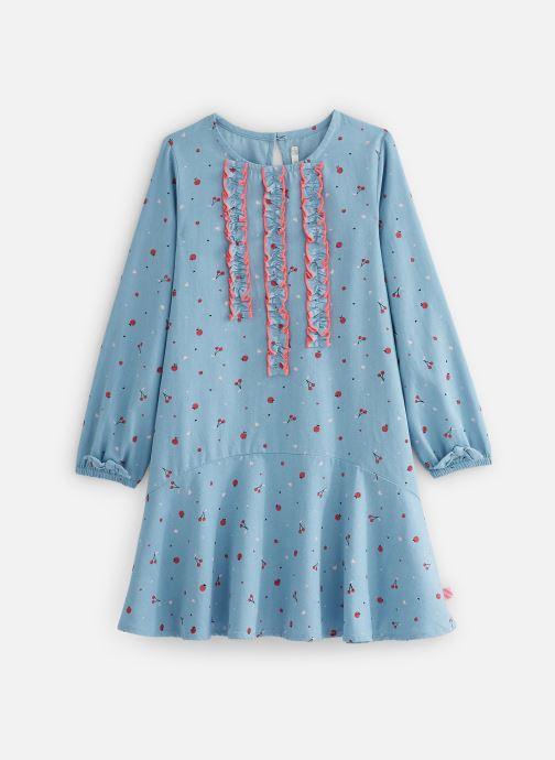 Vêtements Billieblush U12551 Bleu vue détail/paire