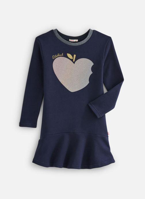 Vêtements Billieblush U12555 Bleu vue détail/paire