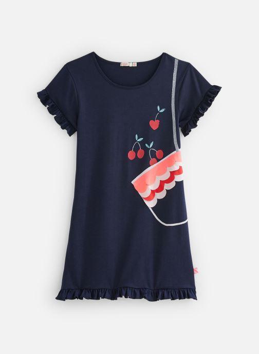 Vêtements Billieblush U12553 Bleu vue détail/paire